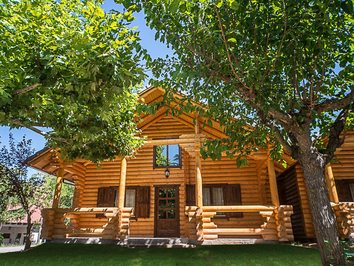 Casas de madera bungalows en jaca pirineos en propiedad y - Fotos de bungalows de madera ...