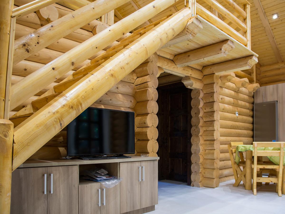 Casas de madera bungalows en jaca pirineos en propiedad y - Casas de madera nordicas ...